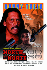 North by El Norte poster