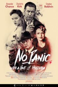 No panic poster