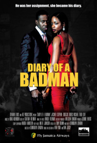 Diary of a Badman poster