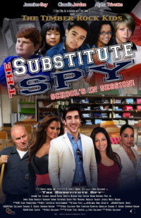 The Substitute Spy poster