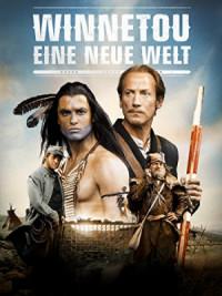 Winnetou & Old Shatterhand poster