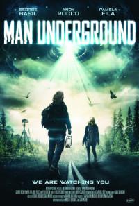 Man Underground poster