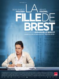La fille de Brest poster