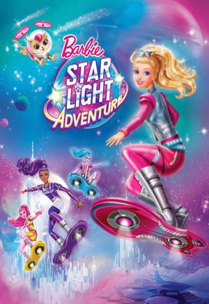 Barbie en una aventura espacial 550x800
