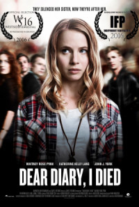 Dear Diary I Died poster