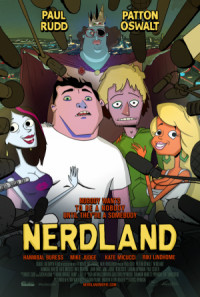 Nerdland poster