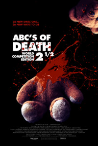 ABCs of Death 2.5 poster