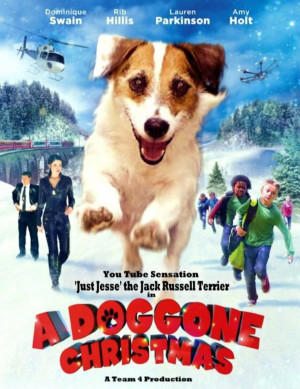 A Doggone Christmas 765x991