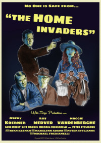 The Home Invaders poster
