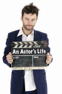 An Actor's Life (Less Ordinary) poster