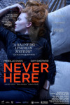 Never Here poster