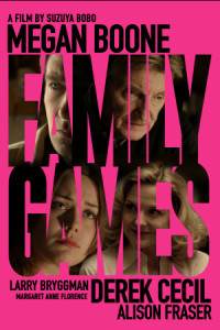 Family Games poster