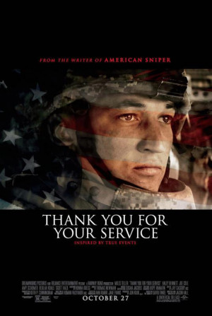 Thank You for Your Service 537x800