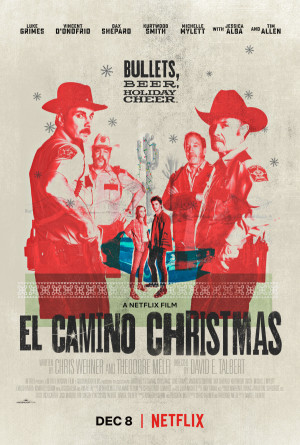 El Camino Christmas 1382x2048