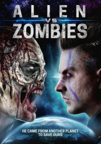Zombies vs. Joe Alien poster