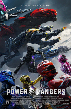 Power Rangers 1328x2048
