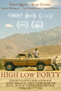 High Low Forty poster