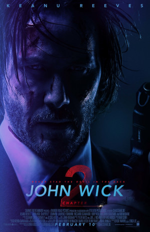 John Wick: Chapter 2 1328x2048