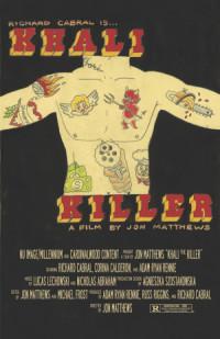 Khali the Killer poster