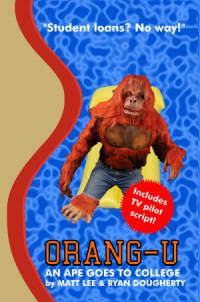 Orang-U: An Ape Goes to College poster