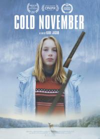 Cold November poster