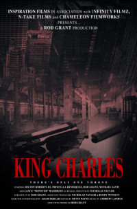 King Charles poster