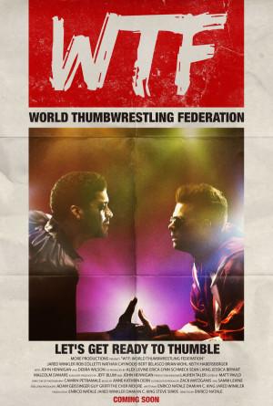 WTF: World Thumbwrestling Federation 8100x12000