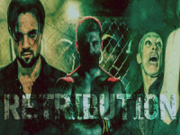Retribution poster