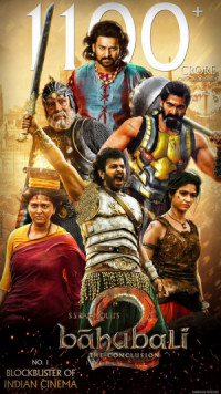 Baahubali 2: The Conclusion poster