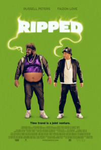 Ripped poster