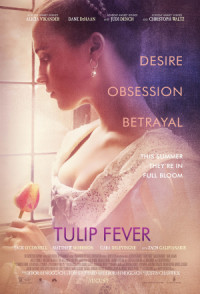Tulip Fever poster