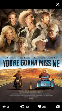 You're Gonna Miss Me poster