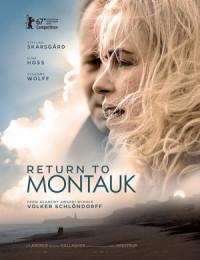 Return to Montauk poster