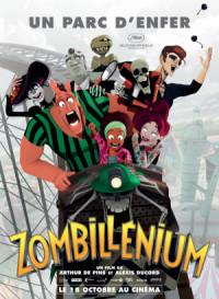 Zombillénium poster