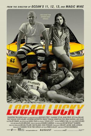 Logan Lucky 675x1000