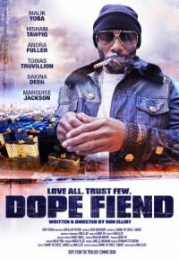 Dope Fiend poster