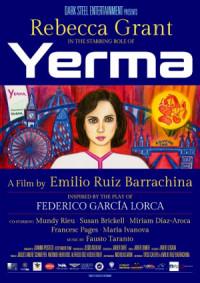 Yerma: Barren poster