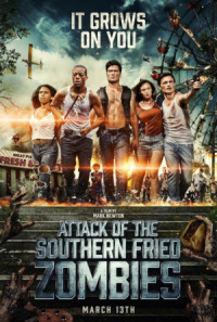 Attack of the Southern Fried Zombies poster