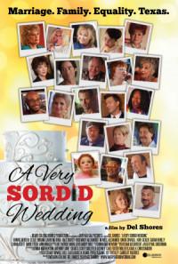 A Very Sordid Wedding poster