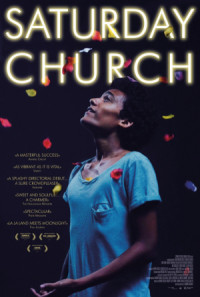 Saturday Church poster