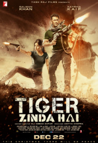 The Tiger Is Alive poster