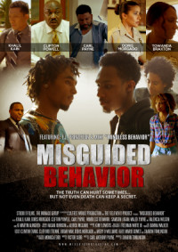 Misguided Behavior poster