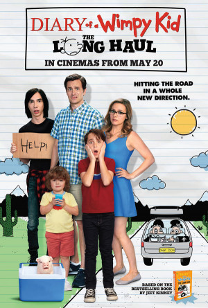 Diary of a Wimpy Kid: The Long Haul 600x889