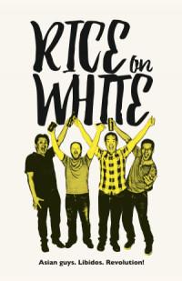 Rice on White poster
