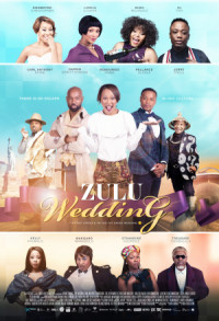 Zulu Wedding poster
