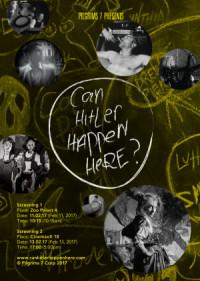 Can Hitler Happen Here? poster