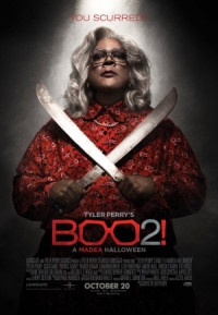 Tyler Perry's Boo 2! A Madea Halloween poster
