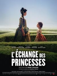 L'échange des princesses poster