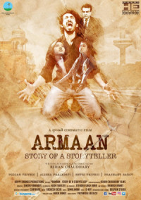 Armaan: Story of a Storyteller poster