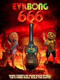 Evil Bong 666 poster